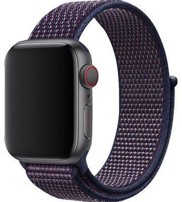 Apple Opaska sportowa w kolorze indygo do koperty 40 mm (MU792ZM/A)