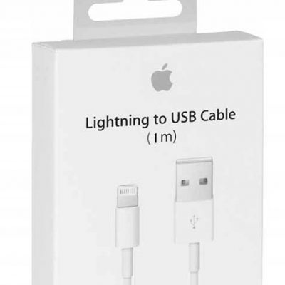 Apple Oryginalny Kabel Lightning do iPhone Usb 1m