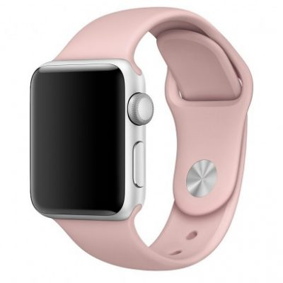 Apple Tech-Protect PASEK TECH-PROTECT SMOOTHBAND WATCH 1/2/3/4 (38/40MM) PINK SAND BRANSOLETA CASE