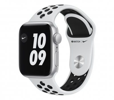 Apple Watch SE Nike 40/Silver/Black Sport GPS