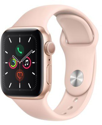 Apple Watch Series 5 40mm Złoty (MWV72WB/A)