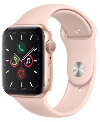 Apple Watch Series 5 44mm Złoty (MWVE2WB/A)