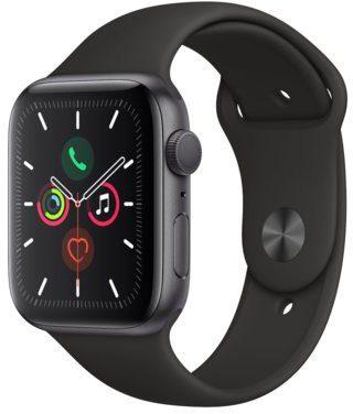 Apple Watch Series 5 Cellular 44mm Gwiezdna szarość (MWWE2WB/A)