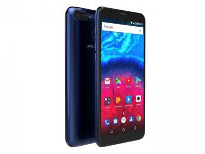 Archos Core 55S 16GB Dual Sim Niebieski