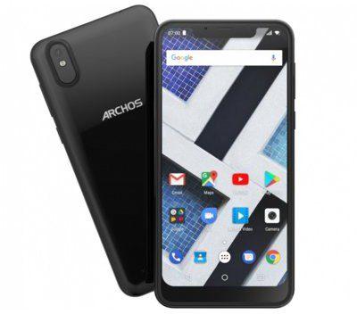 Archos Core 62S 16GB Dual Sim Czarny