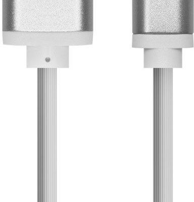 ARKAS Kabel USB USB Typ-C 1 m BC-10 WHITE BC-10 WHITE