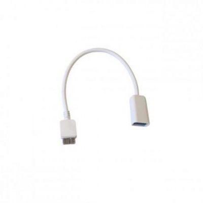 ART OTG USB microUSB biały