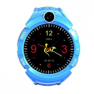 ART Watch Phone Kids niebieski