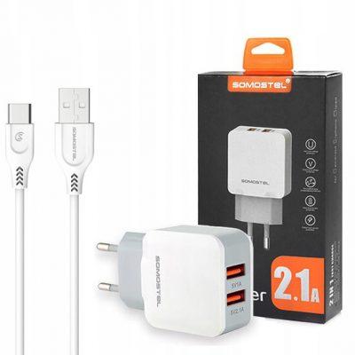 ASUS Ładowarka Kabel do Zenfone 3 Zoom ZE553KL