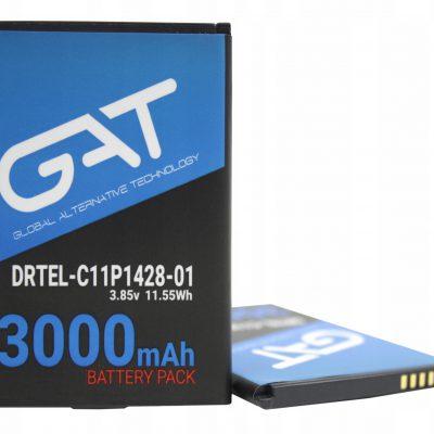 Asus Z00ED Z00RD C11P1428 Bateria 2 3000MAH Gat