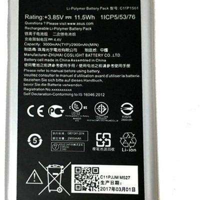 Asus Zenfone 2 Laser C11P1501 3000mAh 11.5Wh Li-Polymer 3.85V oryginalny) C11P1501