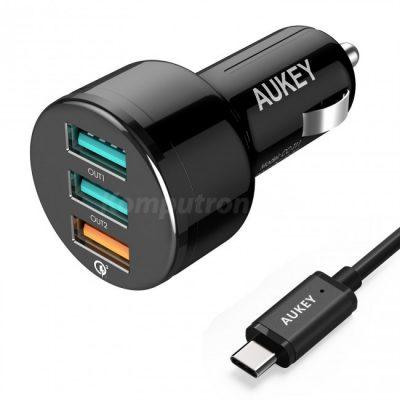 Aukey CC-T11 Quick Charge 3.0 + micro USB CC-T11MICRO