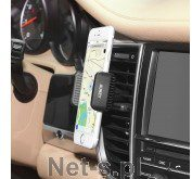 Aukey HD-C7 mocny uniwersalny uchwyt samochodowy do telefonu | montaż do kratki wentylacyjnej