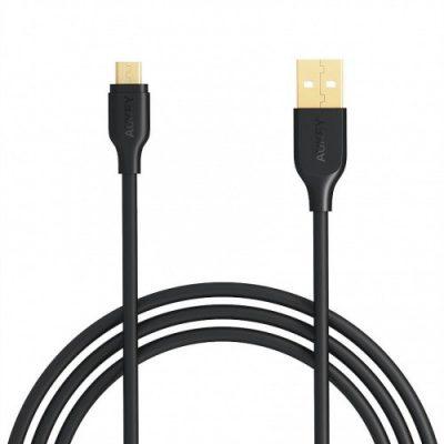 Aukey Kabel CB-MD1/2 1 szt. kewlarowy micro USB QC 1/2m 1573-74475_20180704151045