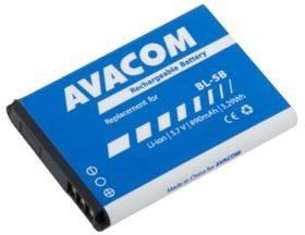 Avacom Bateria do notebooków pro Nokia 3220 6070 Li-Ion 3,7V 890mAh náhrada BL-5B) GSNO-BL5B-S890)
