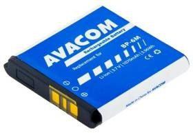 Avacom Bateria do notebooków pro Nokia 6233 9300 N73 Li-Ion 3,7V 1070mAh náhrada BP-6M) GSNO-BP6M-S1070)