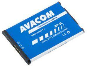 Avacom Bateria do telefonu Nokia 9500 E61 Li-Ion 3,7V 1500mAh Zamiennik BP-5L) GSNO-BP5L-S1500