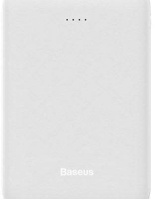 Baseus Mini JA 10000mAh Biały (PPJAN-A02)