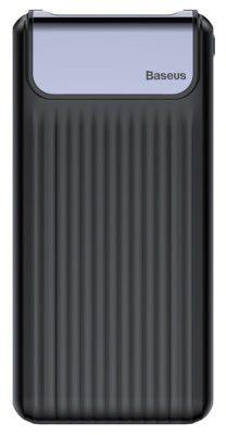 Baseus Thin Digital 10000mAh Czarny