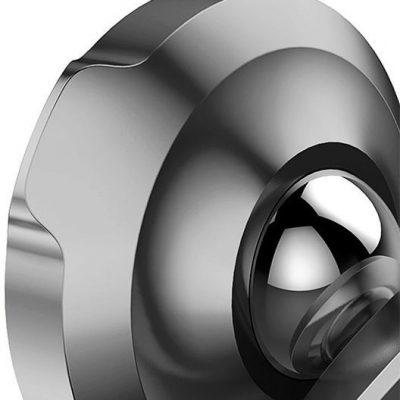 Baseus uchwyt samochodowy magnetyczny do kratki czarny 6953156253025