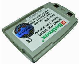 Batimex SCH-E380 900mAh 3.2Wh Li-Ion 3.6V BCE247
