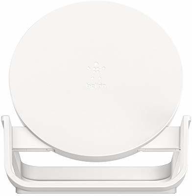 Belkin Bezprzewodowy stojak do ładowania 10 W z kablem micro USB i NT wß WIB001vfWH