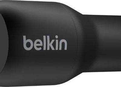 Belkin Ładowarka Ładowarka samochodowa 36W USB C PD dual CCB002btBK CCB002btBK