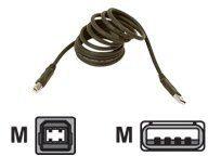 Belkin USB Kabel A-B 1.8m BULK (F3U133B06)