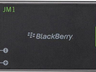 BlackBerry J-M1