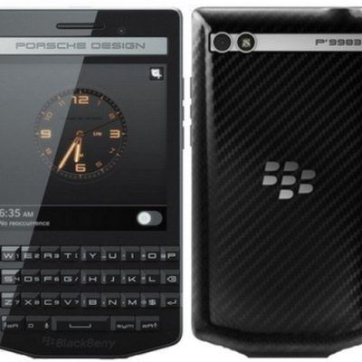 Blackberry P9983 PORSCHE DESIGN 64GB Czarny