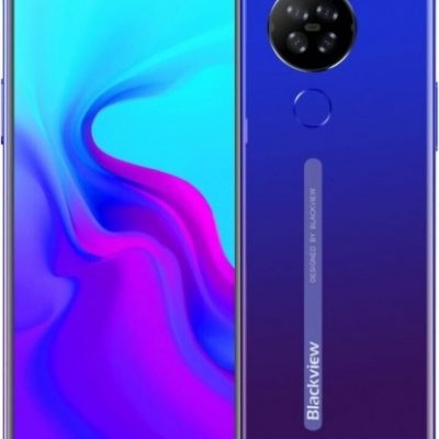 Blackview A80 16GB Dual Sim Niebieski