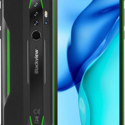 Blackview BV6300 Pro 128GB Dual Sim Czarno-zielony