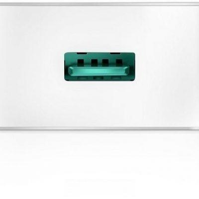 BLITZWOLF Ładowarka sieciowa USB BlitzWolf BW-S5 Quick Charge 3.0 18W (biała) BLZ130WHT