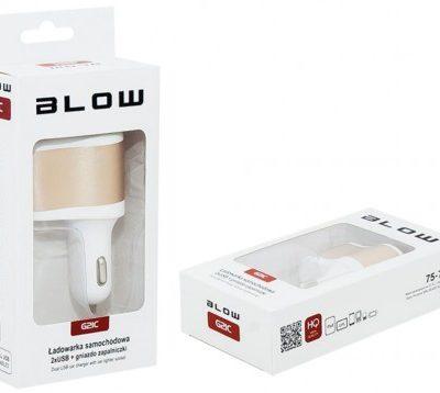 Blow Ładowarka adowarka samochodowa 2100mA 5900804078852
