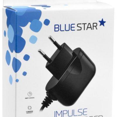 Blue Star Ładowarka Sieciowa Uniwersalna z kablem Micro USB typ C 2A Nowy 5901737373311