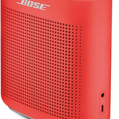 BOSE SoundLink Color Bluetooth II Czerwony