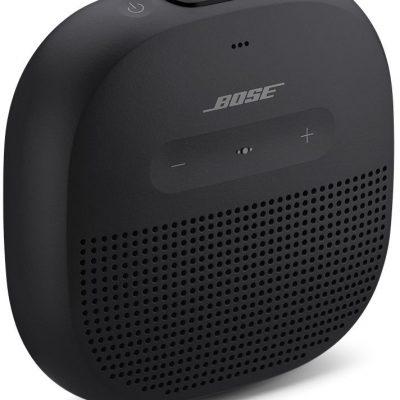 BOSE SoundLink Micro Czarny