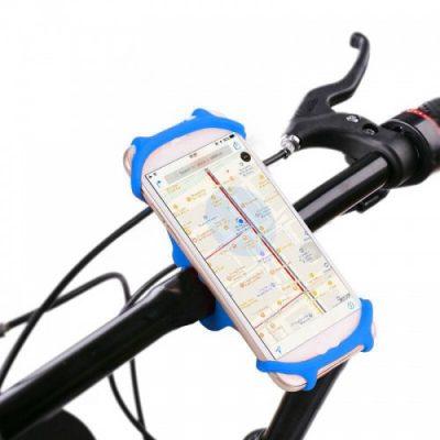 Brak danych Uchwyt rowerowy na telefon M111035BE Niebieski 1573-74475_20190716170056