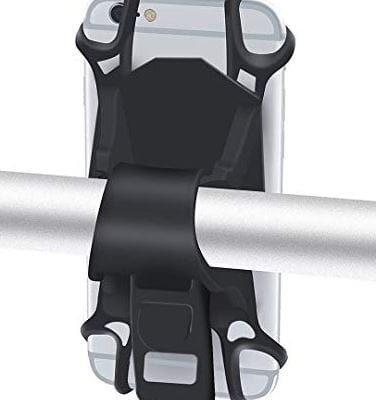 Brak danych Uchwyt rowerowy na telefon M111035BK Czarny 1573-74475_20190716165814