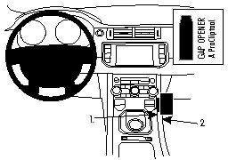 Brodit AB dla Clip do Land Rover Range Rover Evoque 12-15 854702