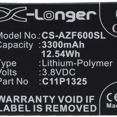 Cameron Sino Asus ZenFone 6 / C11P1325 3300mAh 12.54Wh Li-Polymer 3.8V CS-AZF6 (CS-AZF600SL)
