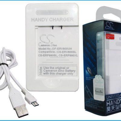 Cameron Sino Sony Ericsson BST-33 zewnętrzna biurkowa ładowarka USB DF-ERV800U (DF-ERV800UH)