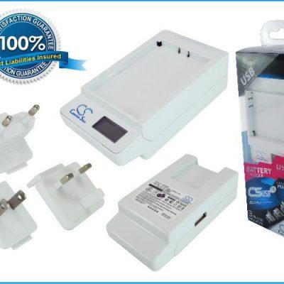 Cameron Sino Sony EricssonBST-41 zewnętrzna biurkowa ładowarka sieciowa DF-ER (DF-ERX100DH)