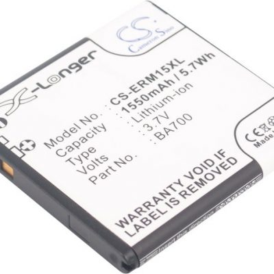 Cameron Sino Sony Ericsson Xperia Neo / BA700 1550mAh 5.74Wh Li-Ion 3.7V CS-ER (CS-ERM15XL)