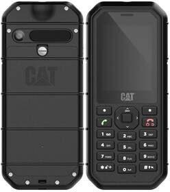 Cat B26 Dual Sim Czarny