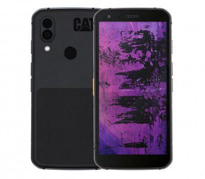 Cat S62 Pro 128GB Dual Sim Czarny