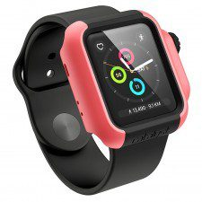 Catalyst Etui Impact Protection, Apple Watch 38mm Series 2/3, różowe 4897041792591