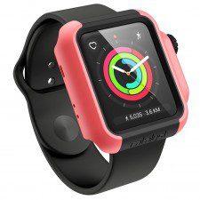 Catalyst Etui Impact Protection, Apple Watch 42mm Series 2/3, różowe 4897041792638