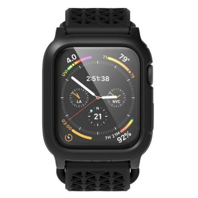 Catalyst Etui Impact Protection, Apple Watch 44mm Series 4/5, czarne 4897041794809