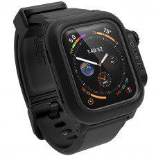 Catalyst Etui Waterproof Apple Watch 44mm Series 4, czarne 4897041793703